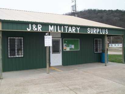 J & R Military Surplus