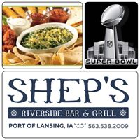 Sheps Riverside Bar and Grill