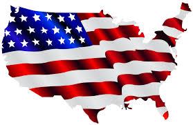 usa-shaped-american-flag