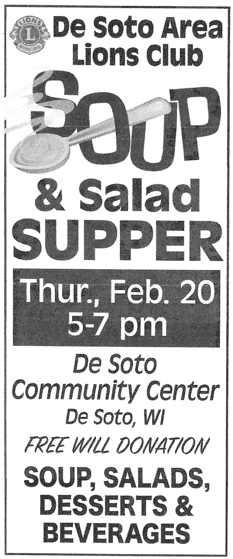 De Soto Lions Soup Supper 2020-02-20_125735